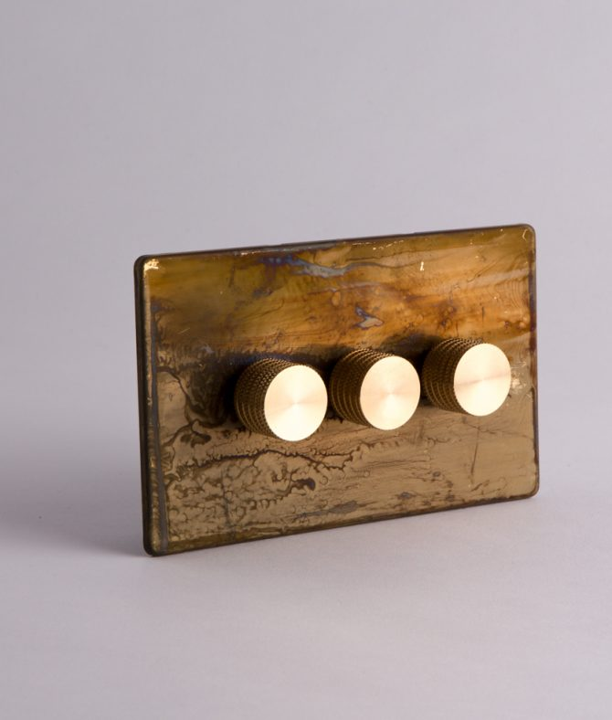 Smoked-gold-gold-3-gang-dimmer-670x788